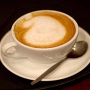 Cafe descafeinado con leche