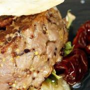 Hamburguesa iberica de bellota