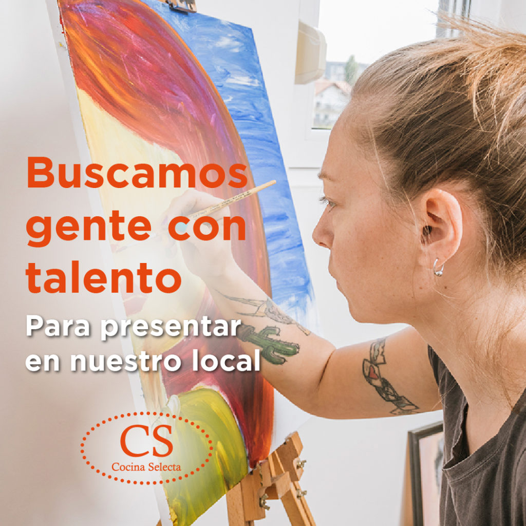 busqueda de talento CS