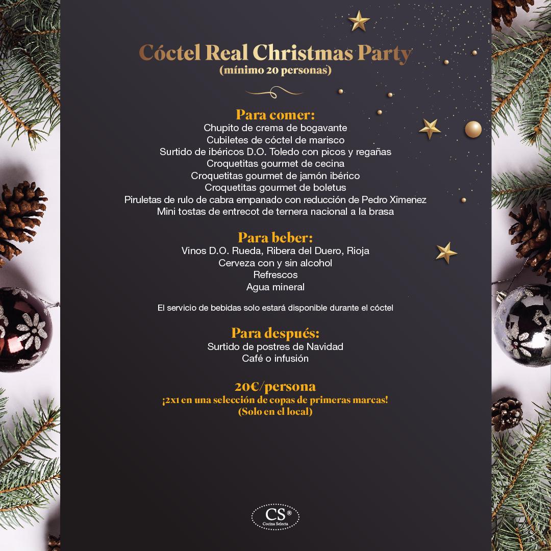 Cenas de Navidad Mostoles